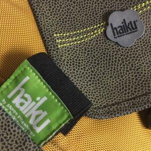 Haiku Bags - Haiku Laptop Crossbody Commuter Bag